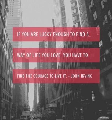 courage live